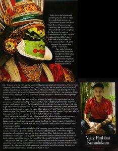 storytrails - Vijay Prabhat Kamalakara, Walking tours Chennai