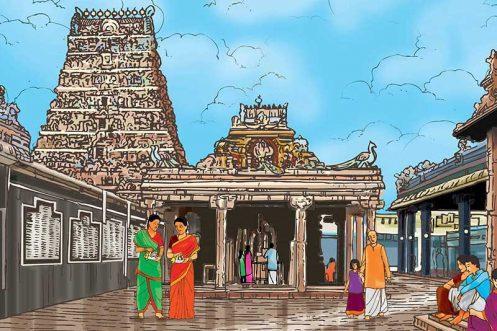 Kapaleeshwara Temple